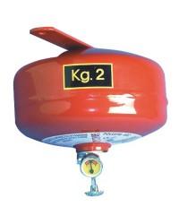 Extincteur automatique ABC 2 kg