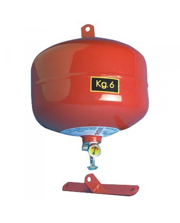 Extincteur automatique ABC 6 kg