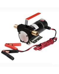 Pompe fixe/portable transvasement gasoil 12V