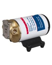 Pompe aspiration automatique pour huile - gasoil 12V