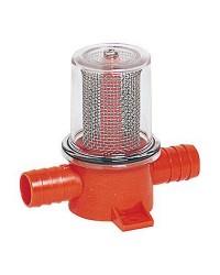 Filtre à eau en ligne pour tuyau - 13 mm