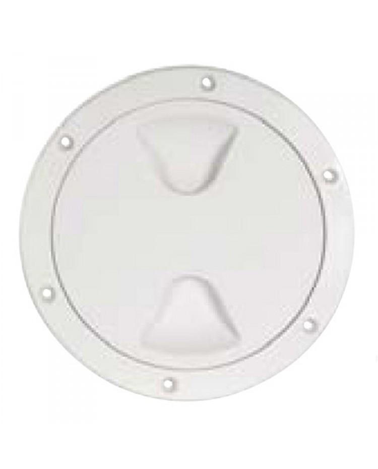 Trappe de visite ø152 mm - blanc