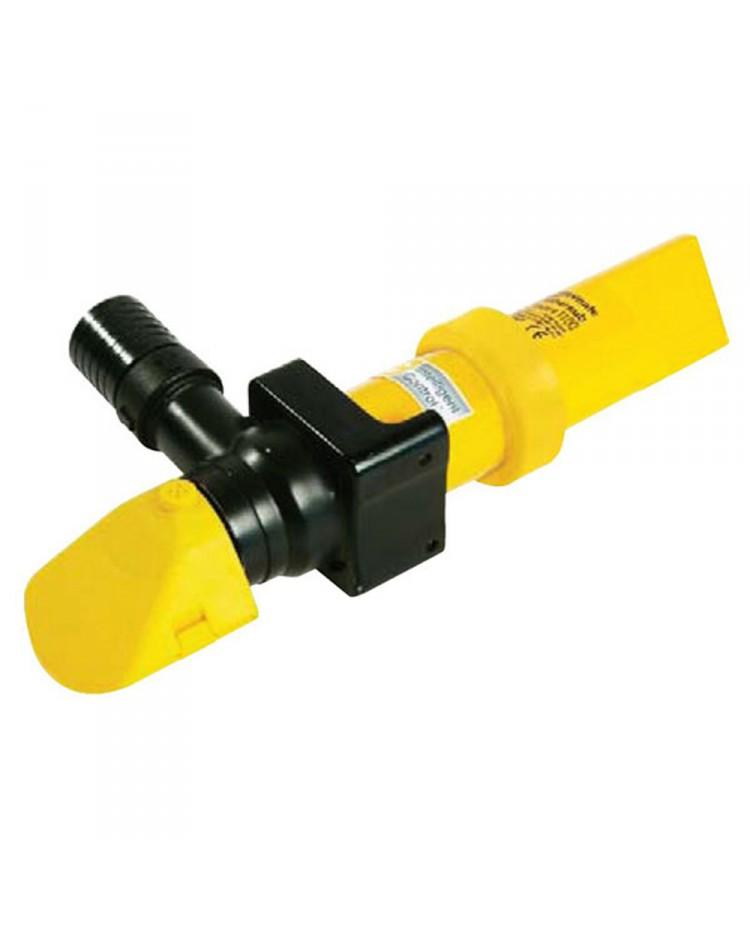 Pompe de cale automatique Whale Supersub 24 V - 69 Lmn