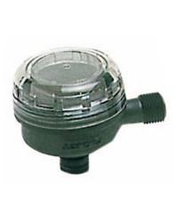 Filtre à eau baïonette vers raccord 12 mm
