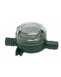 Filtre à eau raccord en ligne 19 mm