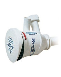 Pompe de vivier ATTWOOD - double sortie - 46 l/min - 12V