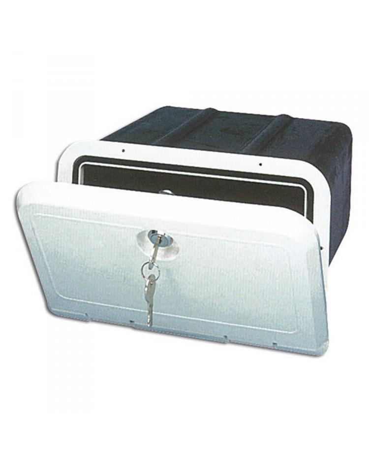 Coffre boite de rangement 285 x 180 mm - simple