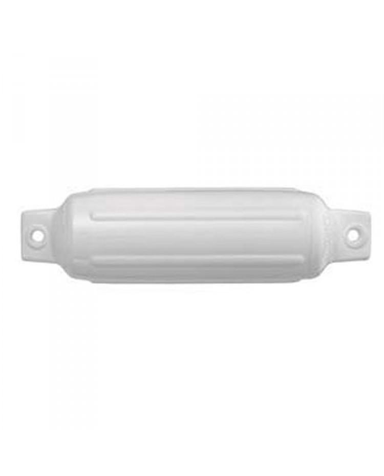 Pare-battage G6 blanc - ø26.7 x 76.2 cm