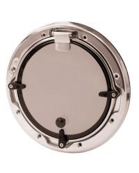 Hublot inox circulaire ''Flagship'' - Ø ext. 254 mm
