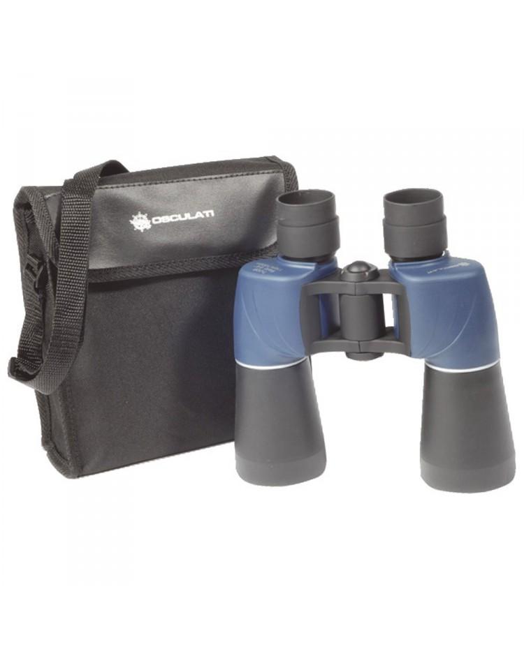 Jumelles autofocus revêtement caoutchouc - 7x50 -  mise au point automatique -
