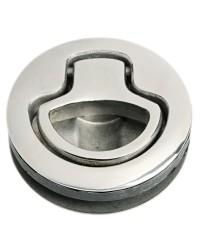 Lève plancher inox ø62 mm - sans serrure