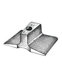 Anode Yamaha/Mariner 9.9/15 HP 2T Selva 8/30HP zinc