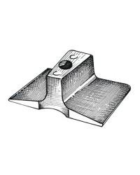 Anode Yamaha/Mariner 9.9/15 HP 2T Selva 8/30HP aluminium