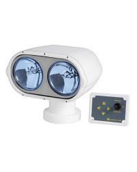 Projecteur Night Eye 2 ampoules 12V