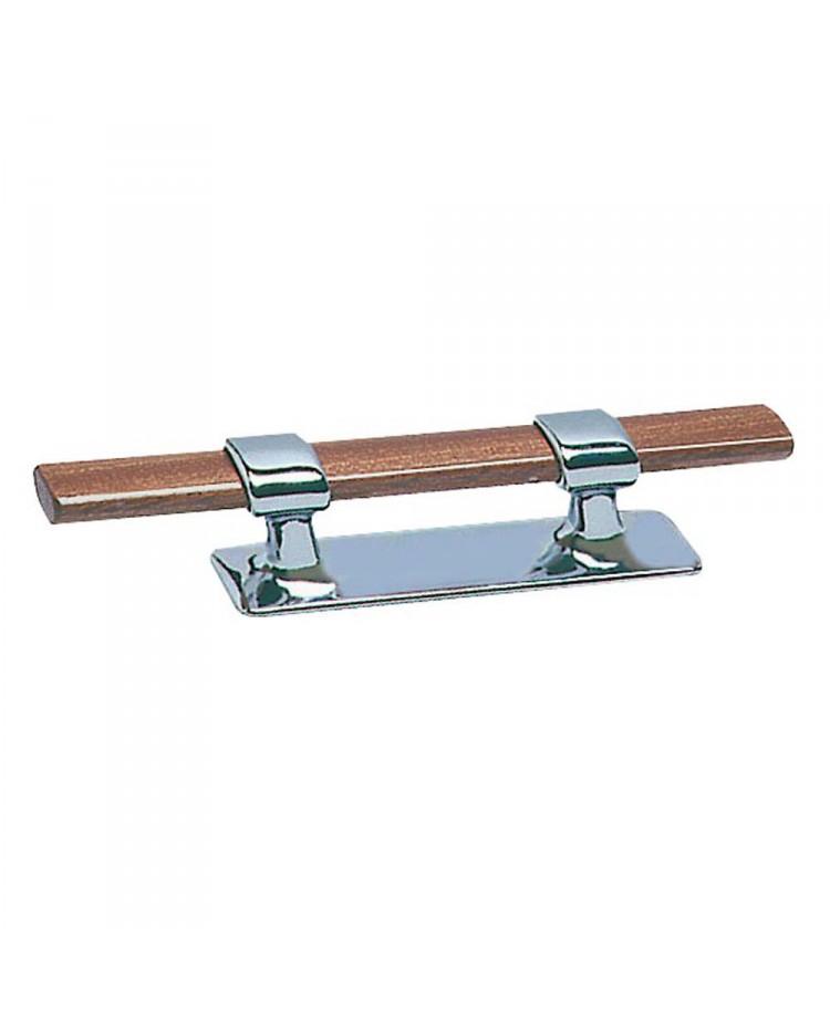Taquet bois vernis - 210 mm