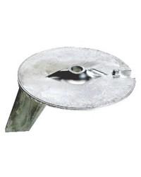 Anode queue de carpe YAMAHA 25/60 HP 4T zinc