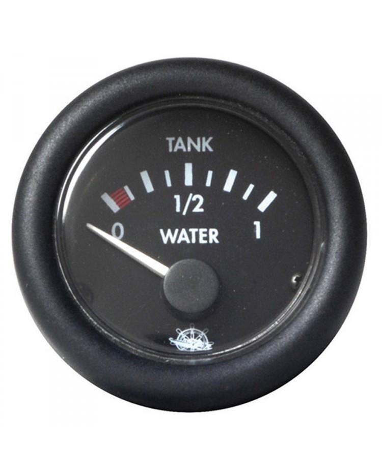 Indicateur de niveau d'eau 24V - noir