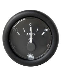 Ampèremètre 30-0-30A - noir