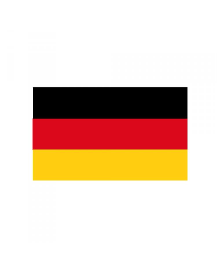 Pavillon Allemagne 20 x 30 cm