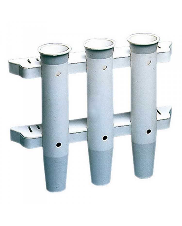 Ratelier nylon porte canne - 3 emplacements