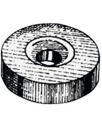 Anode rondelle Ø24x6.5 mm magnésium