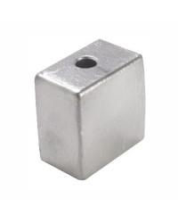 Anode pied 50-200 HP Ø3/8'' x 16 zinc