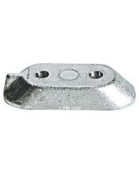 Anode en ''U'' pour Yamaha/Mariner/Selva 4/70HP 4T zinc