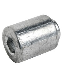 Anode cylindre 80/225 HP zinc