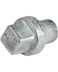 Anode cylindre Yamaha 80/300 HP zinc