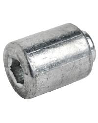 Anode cylindre 80/225 HP aluminium