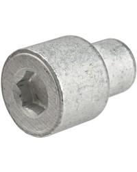 Anode cylindre Yamaha 80/250 HP aluminium