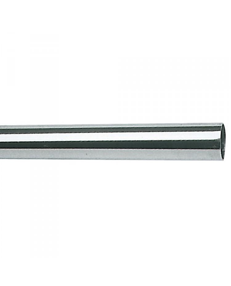 Tube inox 316 22 mm - barre de 3 mètres