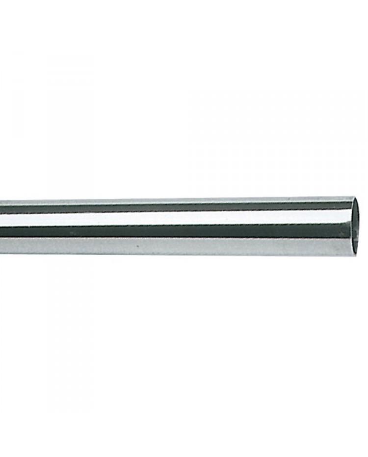 Tube inox 316 25 mm - barre de 2 mètres