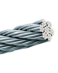 Câble 49 fils - inox - ø6 mm