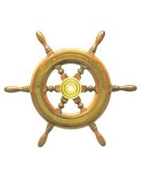 Barre à roue classique - 6 ou 8 branches - Ø 1000 mm - sans cerclage laiton