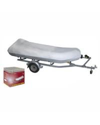 Bâche pour bateau pneumatique - 3.60 à 3.90 M