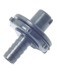 Raccord tuyau droit 37 mm