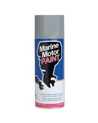 Bombe spray de peinture Volvo gris aquamatic 1989