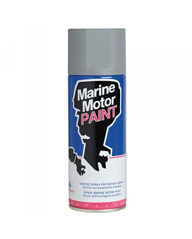 Bombe spray de peinture Selva bleu métalisé 4T