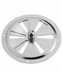 Aérateur circulaire 152 mm avec moustiquaire