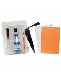Kit de réparation pneumatique néoprène orange
