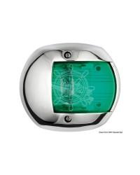 Feu de navigation Compact12 - LED - 112,5° tribord - Inox
