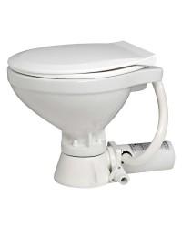 WC électrique - lunette PVC 12 V