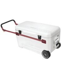 Glacière portable 105 litres avec roulettes - ULTRA110