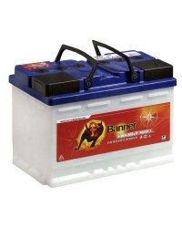 Batterie marine de servitude - 180 Ah - 514 x 223 x 195 mm - G