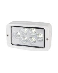 Feux de poupe à LED semi encastré - 100W - IP67
