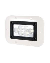 Feux de poupe à LED encastré - 100W - IP66