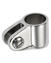 Articulation fourche inox 25mm