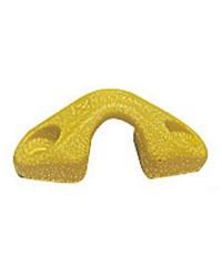 Pontet pour coinceur carbone 3 à 8 mm - jaune