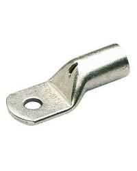 Cosse cuivre étamé - câble 50 mm² - trou 8.3 mm